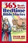 365 Read-Aloud Bedtime Bible Stories: Daniel Partner & Jesse Hurlbut & Toni Sortor